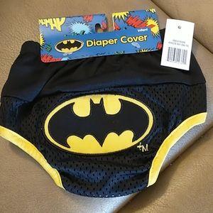 Batman Baby Diaper Cover
